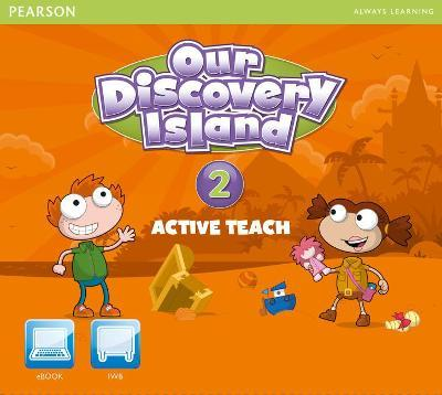 Our Discovery Island American Edition Active Teach 2