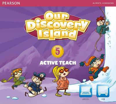 Our Discovery Island American Edition Active Teach 5