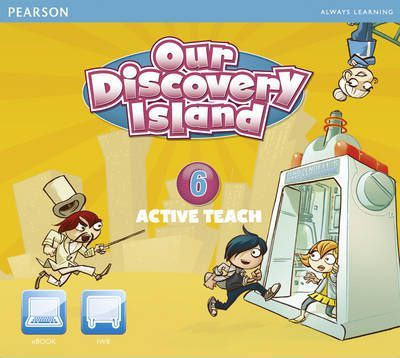 Our Discovery Island American Edition Active Teach 6