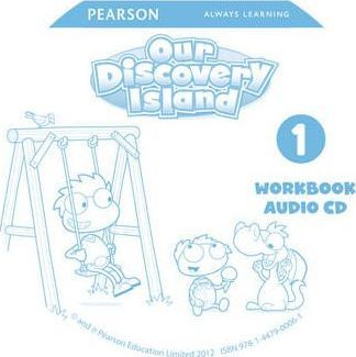 Our Discovery Island American Edition Audio CD for Workbook 1