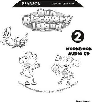 Our Discovery Island American Edition Audio CD for Workbook 2