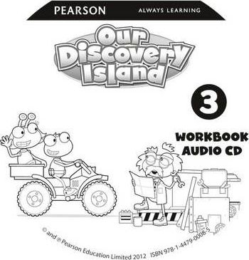 Our Discovery Island American Edition Audio CD for Workbook 3