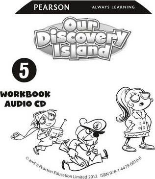 Our Discovery Island American Edition Audio CD for Workbook 5