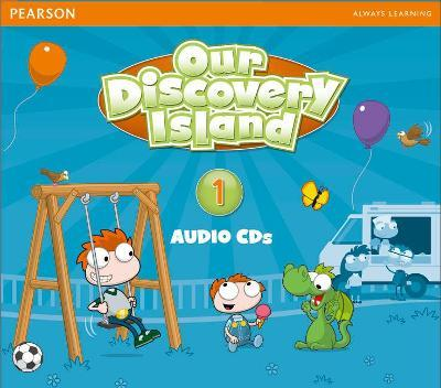 Our Discovery Island American Edition Audio CD1