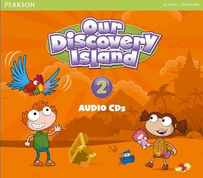 Our Discovery Island American Edition Audio CD2
