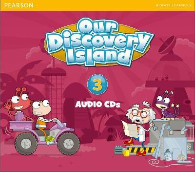 Our Discovery Island American Edition Audio CD3