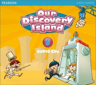 Our Discovery Island American Edition Audio CD6