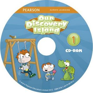 Our Discovery Island American Edition CD-rom for Student's Book 1