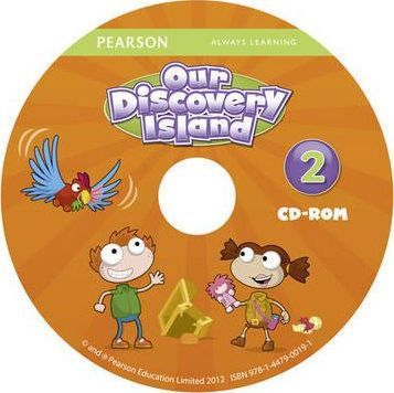 Our Discovery Island American Edition CD-rom for Student's Book 2