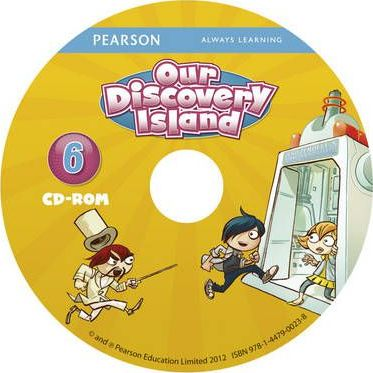 Our Discovery Island American Edition CD-rom for Student's Book 6