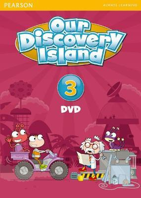 Our Discovery Island American Edition DVD 3