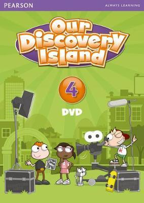 Our Discovery Island American Edition DVD 4
