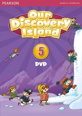 Our Discovery Island American Edition DVD 5