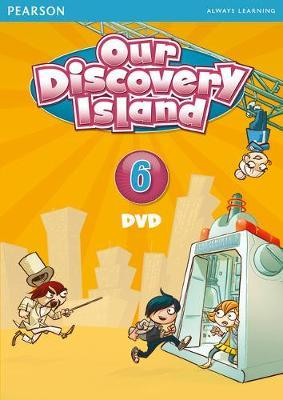 Our Discovery Island American Edition DVD 6