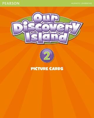 Our Discovery Island American Edition Picture Cards 2