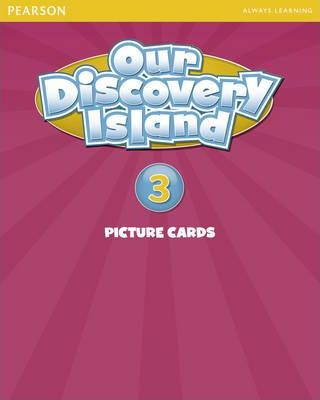 Our Discovery Island American Edition Picture Cards 3