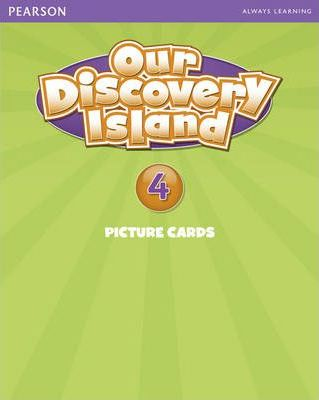 Our Discovery Island American Edition Picture Cards 4