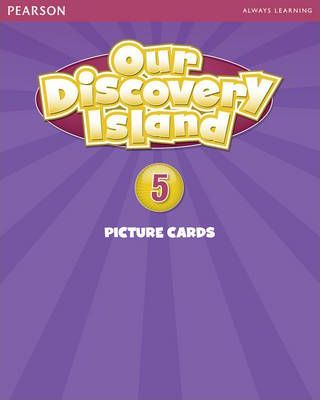 Our Discovery Island American Edition Picture Cards 5