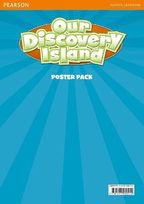 Our Discovery Island American Edition Poster Pack