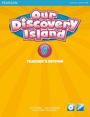 Our Discovery Island American Edition Teachers Book with Audio CD 1 Pack