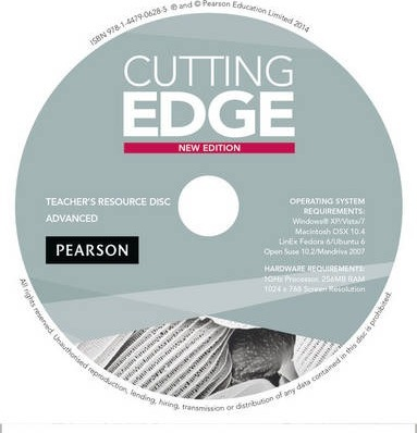 Cutting Edge Advanced New Edition Teachers Resource Disk for Pack