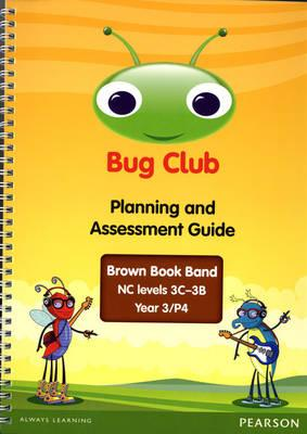 Bug Club Year 3 Planning and Assessment Guide (NC 3C-3B)