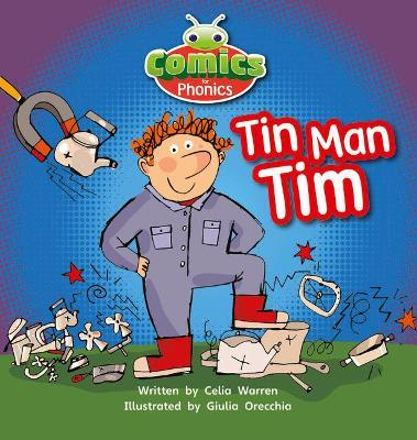 Image result for tin man tim book
