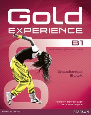 Gold Experience B1 Students' Book for DVD-ROM Pack