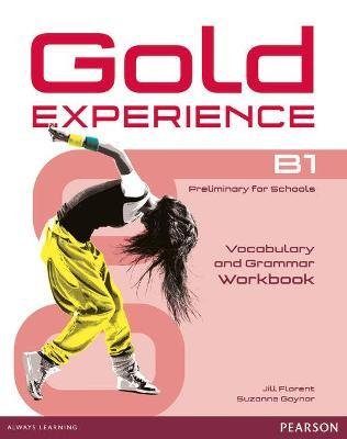 Gold Experience B1 Workbook without key