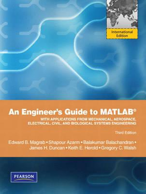 MATLAB & Simulink Student Version 2012a/Engineers Guide to