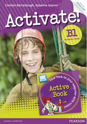Activate! B1 Students' Book with Access Code for Active Book Pack