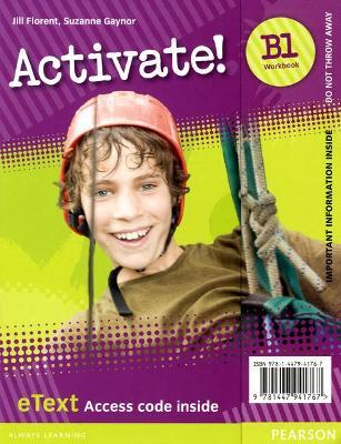 Activate! B1 Workbook eText Access Card