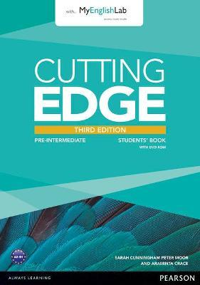 Cutting Edge 3rd Edition Pre Intermediate Students Book With Dvd And Myenglishlab Pack Araminta Crace 9781447944058