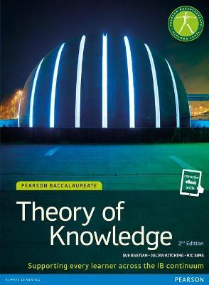 Pearson baccalaureate theory of knowledge second edition print and pearson baccalaureate theory of knowledge second edition print and ebook bundle for the ib diploma fandeluxe Images