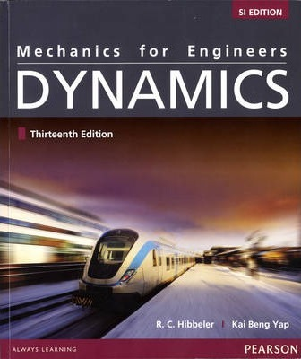 Mechanics for engineers dynamics 13e si with masteringengineering mechanics for engineers dynamics 13e si with masteringengineering pk fandeluxe Images