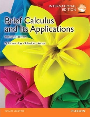 Brief Calculus, plus MyMathLab with Pearson eText