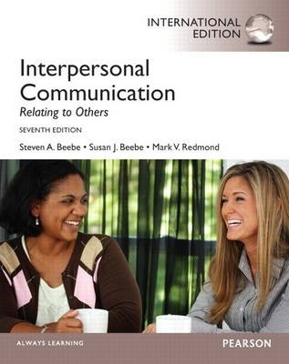 Interpersonal Communication, Plus MyCommunicationLab with Pearson eText