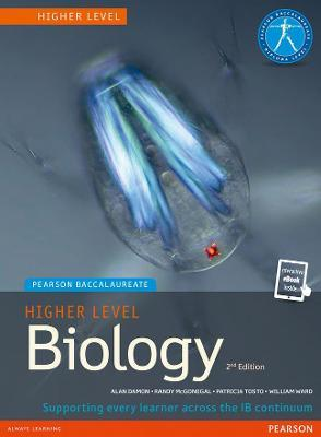 Pearson baccalaureate biology higher level 2nd edition print and pearson baccalaureate biology higher level 2nd edition print and ebook bundle for the ib diploma fandeluxe Images