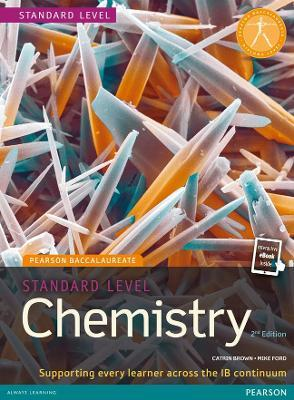Pearson baccalaureate chemistry standard level 2nd edition print and pearson baccalaureate chemistry standard level 2nd edition print and ebook bundle for the ib diploma fandeluxe Images