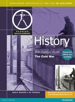 Pearson Baccalaureate History Cold War Print and Ebook Bundle