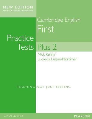 Cambridge first volume 2 practice tests plus new edition students cambridge first volume 2 practice tests plus new edition students book with key fandeluxe Choice Image