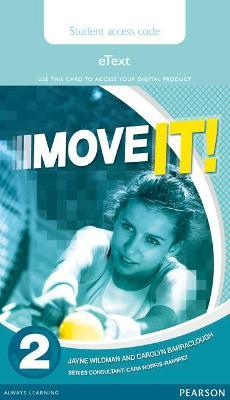 Move It! 2 eText & MEL Students' Access Card