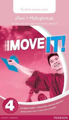 Move It! 4 eText & MEL Students' Access Card