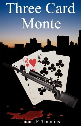 Three Card Monte Cover Image