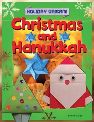 christmas and hanukkah origami ruth owen 9781448879199