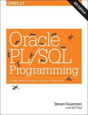 oracle pl sql programming steven feuerstein 9781449324452 rh bookdepository com SQL View SQL Reference Guide