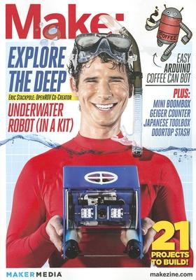 Make: Technology on Your Time: Volume 34