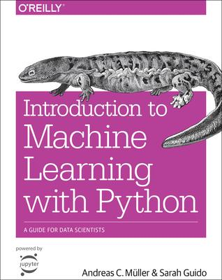 Introduction to Machine Learning with Python Cover Image