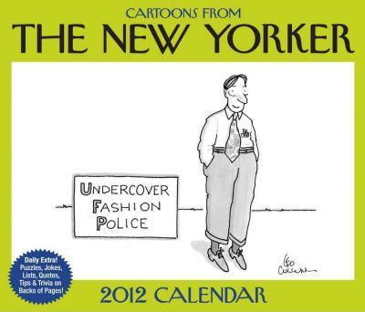 Cartoons from the New Yorker 2012 Box Calendar