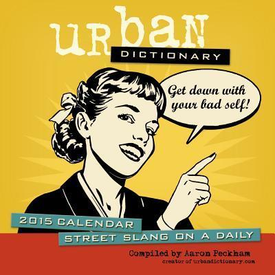 Urban Dictionary 2015 Day-to-Day Box